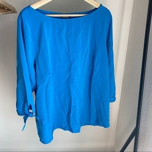 Land's End Blouse